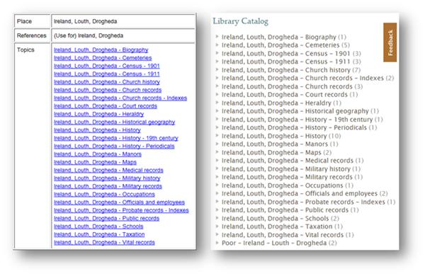 新目录的搜索结果优于旧目录