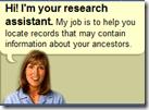 家庭搜索研究助理