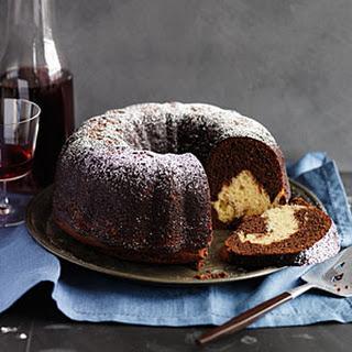 Reverse Marble Bundt Cake.