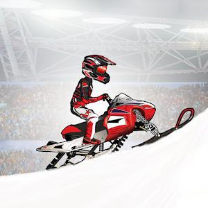 SnowXross Arena – Snowmobile for PC and MAC