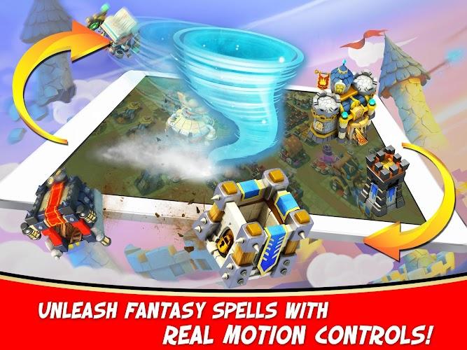 Castle Clash v1.2.73 Mod APK [Latest] - screenshot