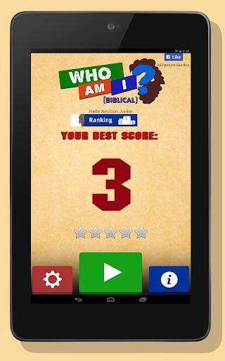 Who am I? (Biblical) 1.2.2_comAds screenshots 16