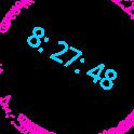 Storm Clock icon