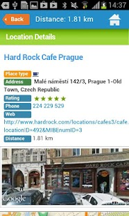 Prague Guide Hotel Map Weather- screenshot thumbnail