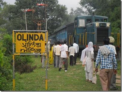 OLINDA RAILWAY STATION