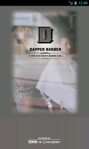 DAPPER BARBER CLUB