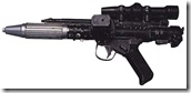 Pistola blaster dh 17 1