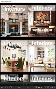 Interiors- screenshot thumbnail