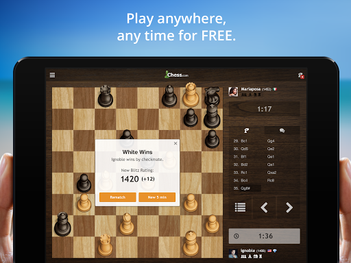 Chess u00b7 Play & Learn 3.7.1 Screenshots 6