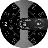 SpinWatch Watch Face
