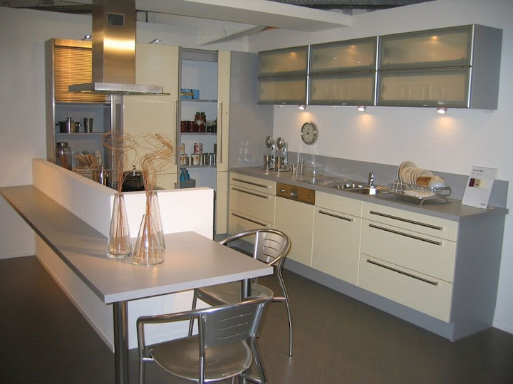 trend design musterk che k che alno gruppe impuls k che ebay. Black Bedroom Furniture Sets. Home Design Ideas