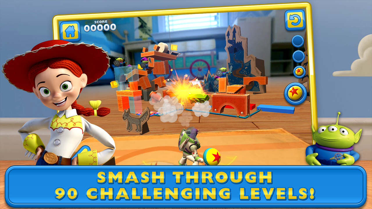 Toy Story: Smash It! - screenshot