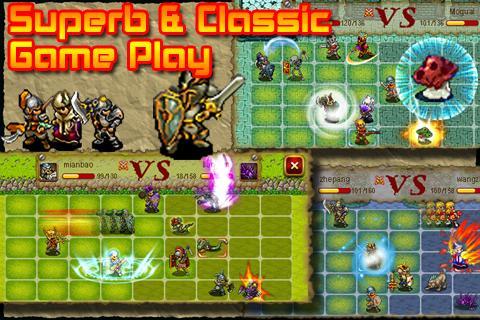 Battle Fury Deluxe- screenshot