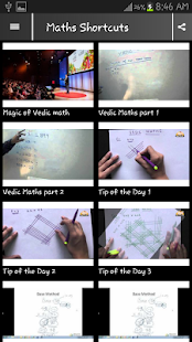 Maths Shortcut Tricks Vedic