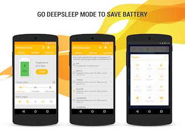 Deep Sleep Battery Saver Screenshot 1