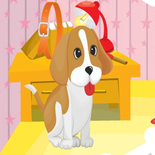 Puppy Room Cleaning LOGO-APP點子