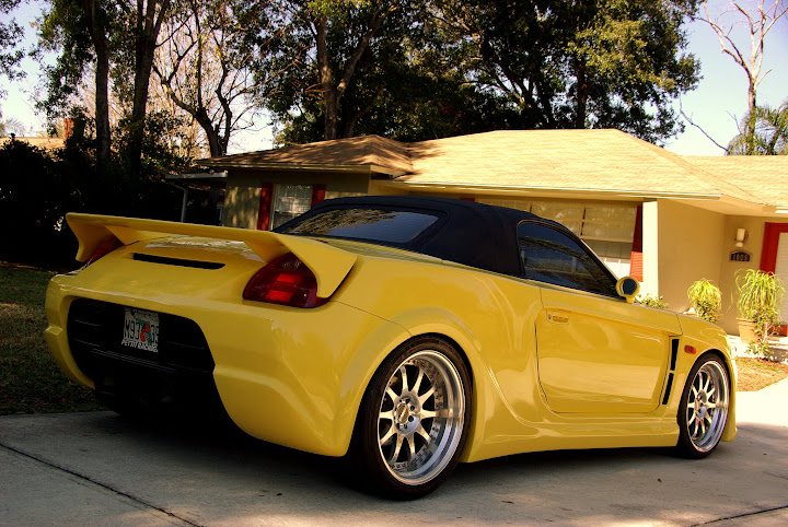 Test Drove an MR2 Spyder    - S2KI Honda S2000 Forums