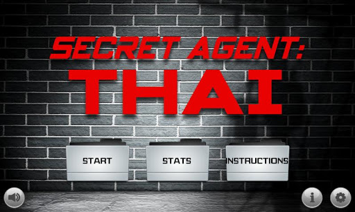 Secret Agent: Thai