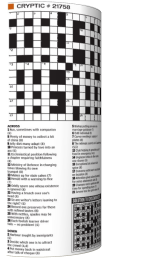 Hindustan Times crossword blog: Let's have it!