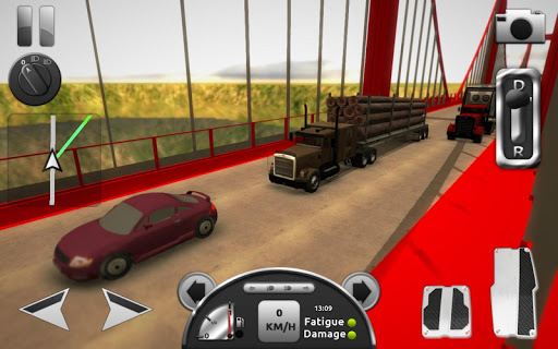Truck Simulator 3D 2.1 screenshots 2