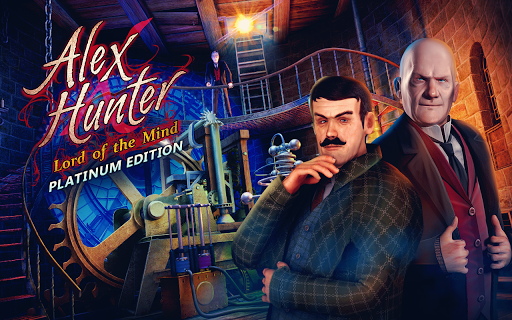 Alex Hunter: Lord of the Mind v1.1