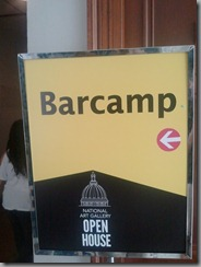 The BarCamp Venue