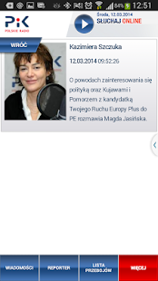 Polskie Radio PiK- screenshot thumbnail
