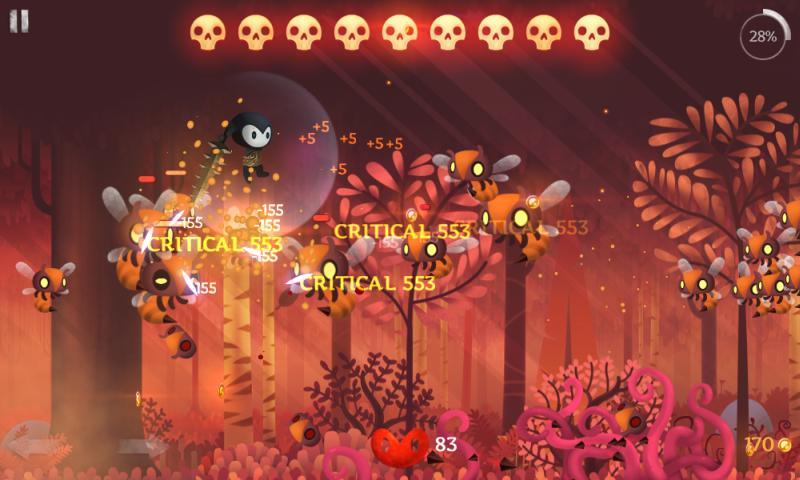 Reaper screenshot #2