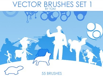 vector-brushes