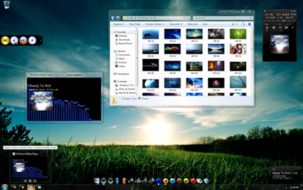 Desk_09_with_New_Windows_7_OS_by_Dr_Bee