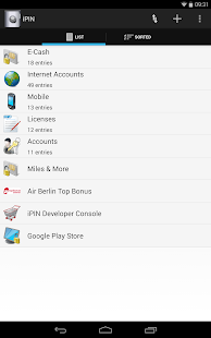 iPIN - Password Manager- screenshot thumbnail