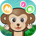 ABC Jungle Memory Maze icon