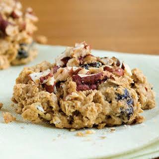 Oatmeal-Pecan Snack Cookies.