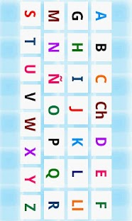 Spanish Alphabet - screenshot thumbnail
