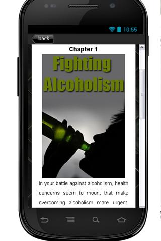 Fighting Alcoholism Manual - screenshot