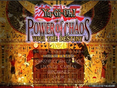 Power of the kaiba chaos download revenge pc yugioh