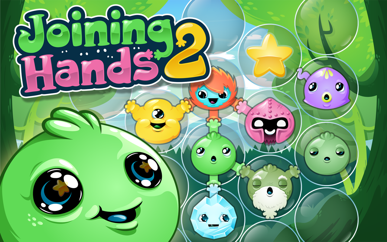 Joining Hands 2 - screenshot