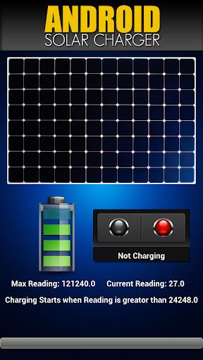 Solar Charger - Prank
