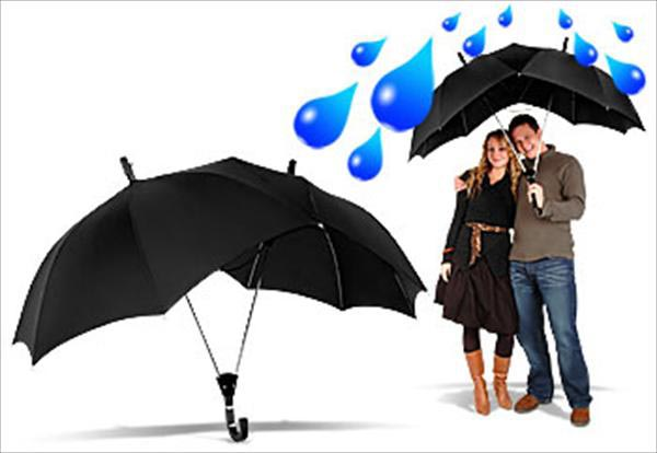 Innovative Concepts in Lifestyle - Twin Umbrella