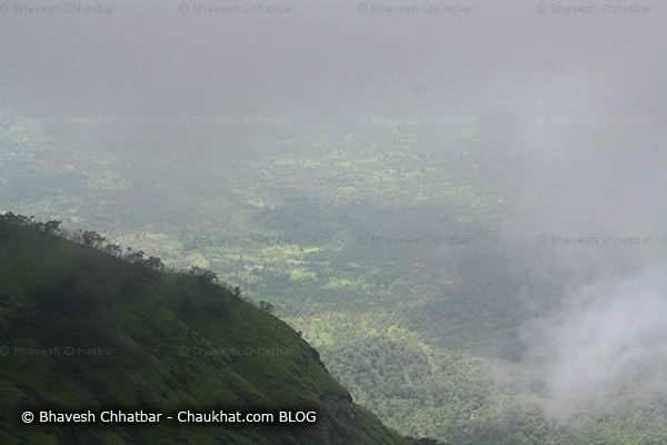 Monsoon in Bhimashankar