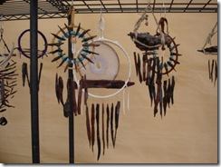01 Obsidian Needle Wind chimes, Modoc County