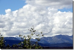 18 Clouds over Kluane Range