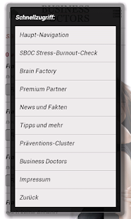 Stress, Burnout, Prävention.- screenshot thumbnail