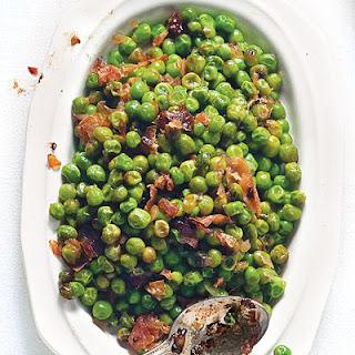 Piselli al Prosciutto (Sweet Peas with Prosciutto)