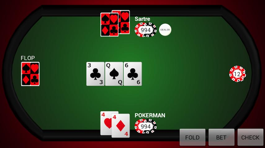 Logical ai poker bot