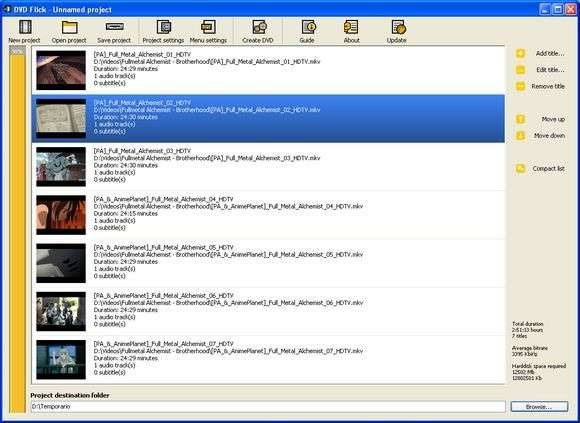 programa para gravar dvd de locadora