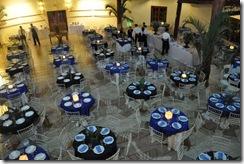 """Decoração restaurante na """"Noite de Bonito"""""""