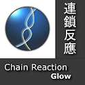 Glow Chain Reaction logo
