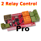 relay 2 remote control net PRO