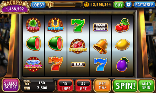 Blazing Slots - screenshot thumbnail